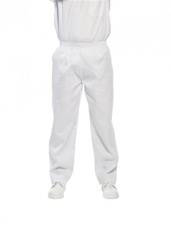 b7b83a9a82 2208WHRXXXL 2208WHRXXXL 2208WHRXXXL Pék nadrág Fortis Plus 65% poliészter /  35% pamut 190g/m fehér ...
