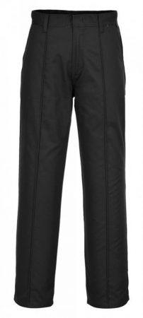 2885BKT30-44   Preston férfi nadrág  Fortis 65% poliészter / 35% pamut (245g/m)  fekete    30-44  (PW)