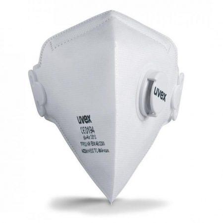 8733310     UVEX 3310 SILV-AIR C FFP3NR PANELES SZELEPES PORMASZK