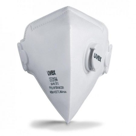 8733310     UVEX 3310 SILV-AIR C FFP3NR PANELES SZELEPES PORMASZK   (G)