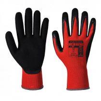 A641R8RM-XL    Piros Cut 1 kesztyű  HDPE (nagysűrűségű polietilén), Üvegszál, PU (poliuretán)  piros / fekete    M-XL  (PW)