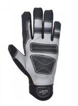 A710BKRM-XXL    Tradesman kesztyű, nagy teljesítményű kesztyű  Szintetikus bőr, gumi, lycra, spandex, neoprén  fekete    M-XXL  (PW)
