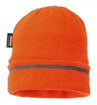 B023ORR   Insulatex béléses kötött sapka  100% akril, kötött, Insulatex bélés  narancs    -  (PW)