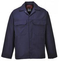 BIZ2NARXS   Bizweld™ kabát  Bizweld 100% pamut 330g/m  tengerészkék    XS-5XL  (PW)