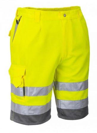 S476YER4XL    Jól láthatósági vezetői mellény  100% poliészter 135g, EN471 tanúsítás  sárga    4XL  (PW)