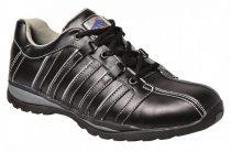 FW33BKR36-48   Steelite Arx védőcipő, S1P HRO  Action bőr       Rubber - Talp F  fekete    36-48  (PW)