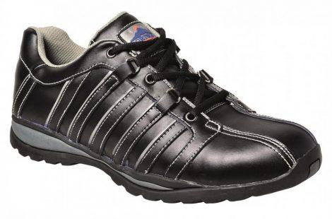FW33BKR36   Steelite Arx védőcipő, S1P HRO  Action bőr       Rubber - Talp F  fekete    36  (PW)