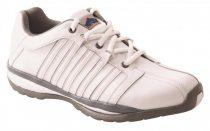FW33WHR36-48   Steelite Arx védőcipő, S1P HRO  Action bőr       Rubber - Talp F  fehér    36-48  (PW)