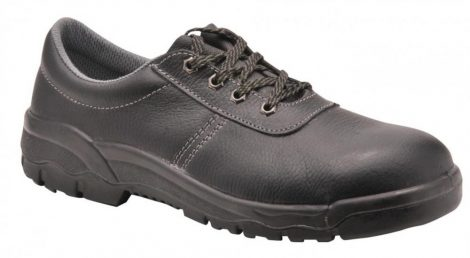 FW43BKR47   Steelite Kumo félcipő, S3  marhabőr vízálló bőr  fekete    47  (PW)