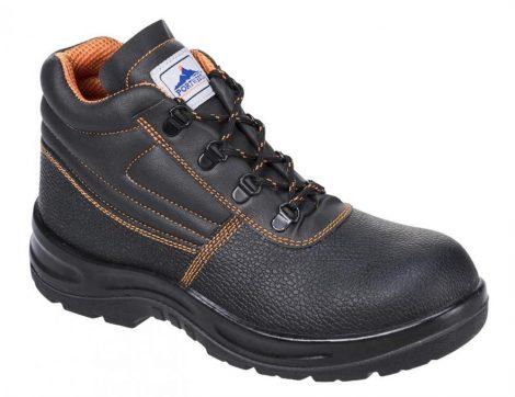 FW87BKR38-48   Steelite ™ Ultra védőbakancs, S1P  Marhabőr  fekete    38-48  (PW)