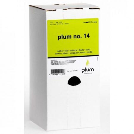 GANPL1413     PLUM 14 KRÉMSZAPPAN 1.4 L8   (G)