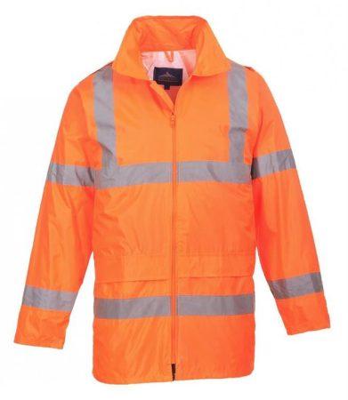H440ORRXS    Jól láthatósági esődzseki  100% poliészter  narancs    XS  (PW)