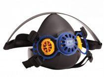 P420BKR   Vancouver félálarc  Thermoplastic gumi  fekete    -  (PW)