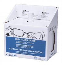 PA02WHR   Szemüvegtisztitó állomás  -  fehér    -  (PW)