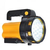 PA62YBR   19 LED Utility lámpa  Akrilnitril butadién sztirol (ABS)  sárga / fekete    -  (PW)