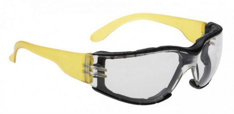 PS32CLR   Wrap Around Plus szemüveg  Polikarbonát  víztiszta    -  (PW)