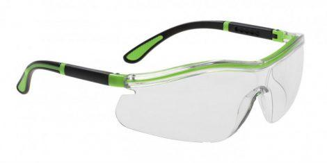 PS34CLR   Neon védőszemüveg  Polikarbonát, Nylon, TPR  víztiszta    -  (PW)