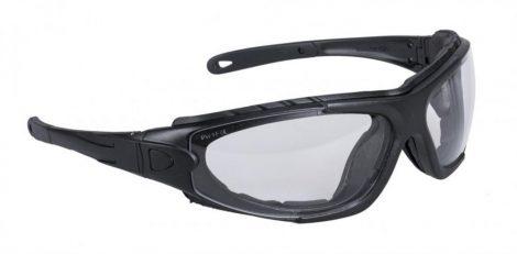 PW11CLR   Levo védőszemüveg  Polikarbonát  víztiszta    -  (PW)