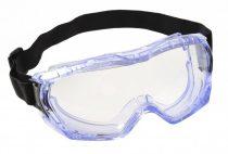 PW24CLR   Ultra Vista védőszemüveg  Polikarbonát  víztiszta    -  (PW)