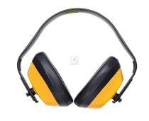 PW40YER   Hagyományos fülvédő  Hangelnyelő csésze & PVC párnák  sárga    -  (PW)