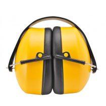 PW41YER   Szuper fülvédő  nagy erősségű polisztirol csésze & PVC párnák  sárga    -  (PW)
