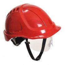 PW54RER   Endurance Plus védősisak 1000V  ABS és polikarbonát  piros    -  (PW)