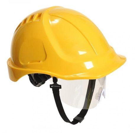 PW54YER   Endurance Plus védősisak 1000V  ABS és polikarbonát  sárga    -  (PW)