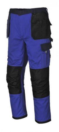 TX32ERRS-XXXL   Dresden nadrág  Kingsmill 300g, 65% poliészter, 35% pamut  kék / navy    S-XXXL  (PW)