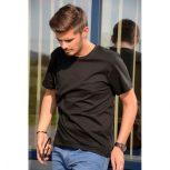 KEYA férfi kereknyakú póló színes 150 g/m²